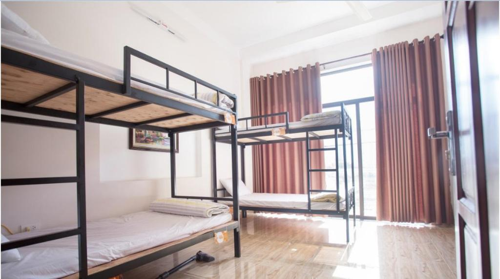 Bed in 6-Bed (Female) - Guestroom Hoda Hostel