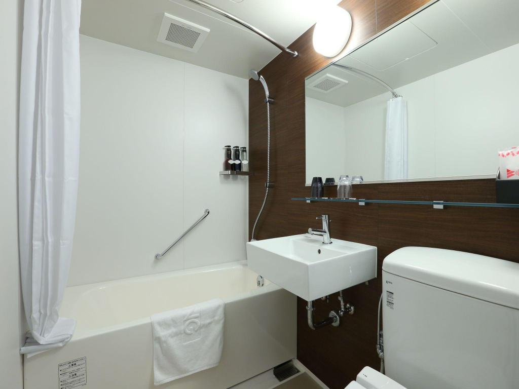 Bathroom Hotel Wing International Select Osaka Umeda