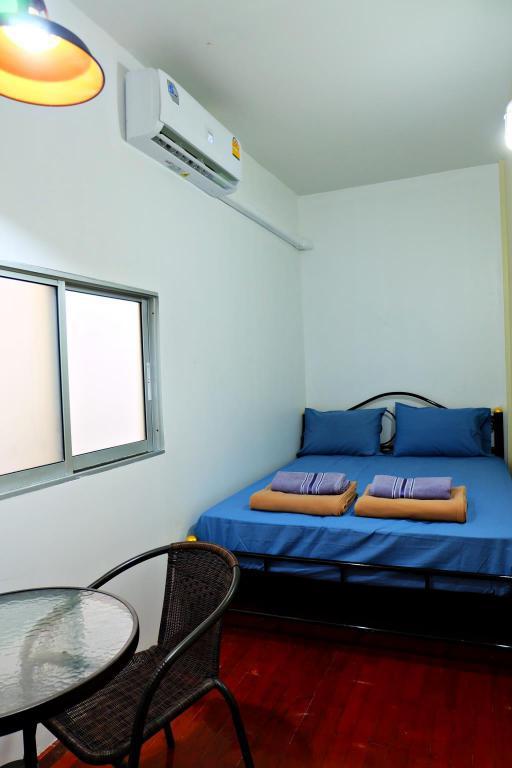Interior view DD&B Hostel