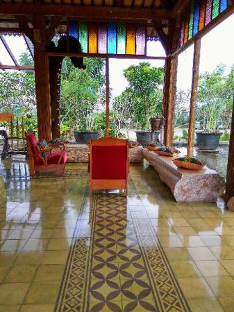 Lobby Jadul Village Resort& Spa