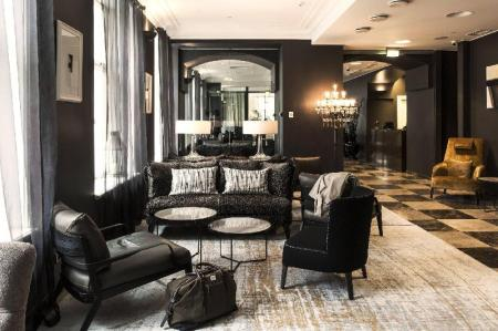 Interior view Hotel Telegraaf, Autograph Collection