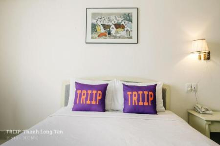 Standard Double No Window - Bed TRIIP Thanh Long Tan Hotel