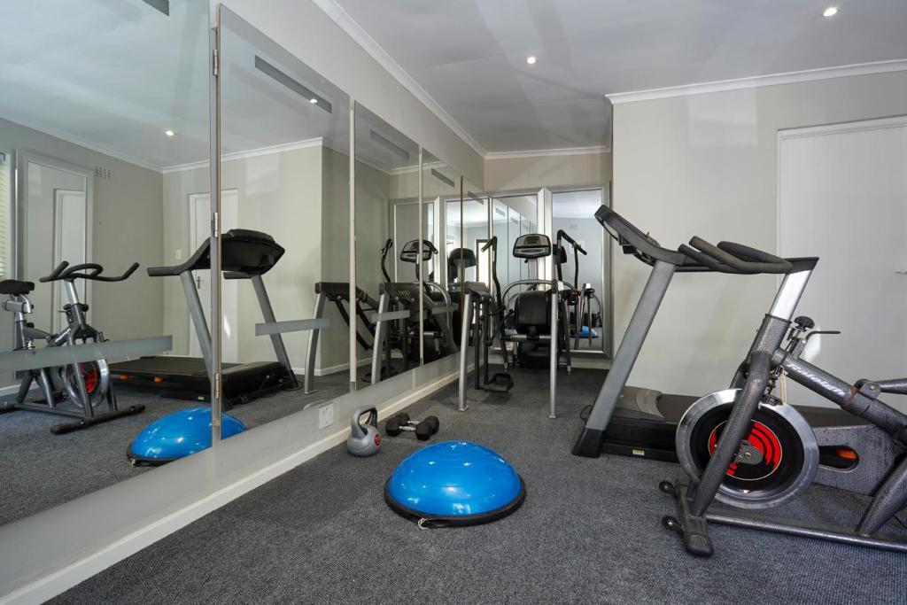 Fitness center Wescamp Villa