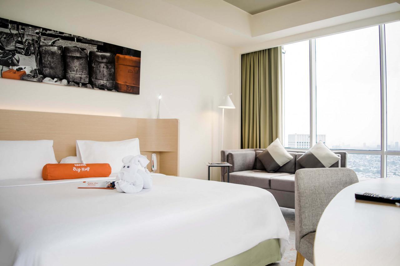 Harris Suites Fx Sudirman Hotel Jakarta Deals Photos Reviews
