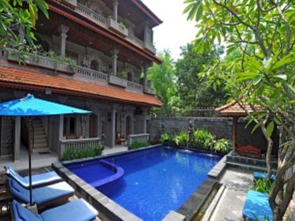 Hotel Puri Tanah Lot Jimbaran Map And Hotels In Jimbaran Area Bali