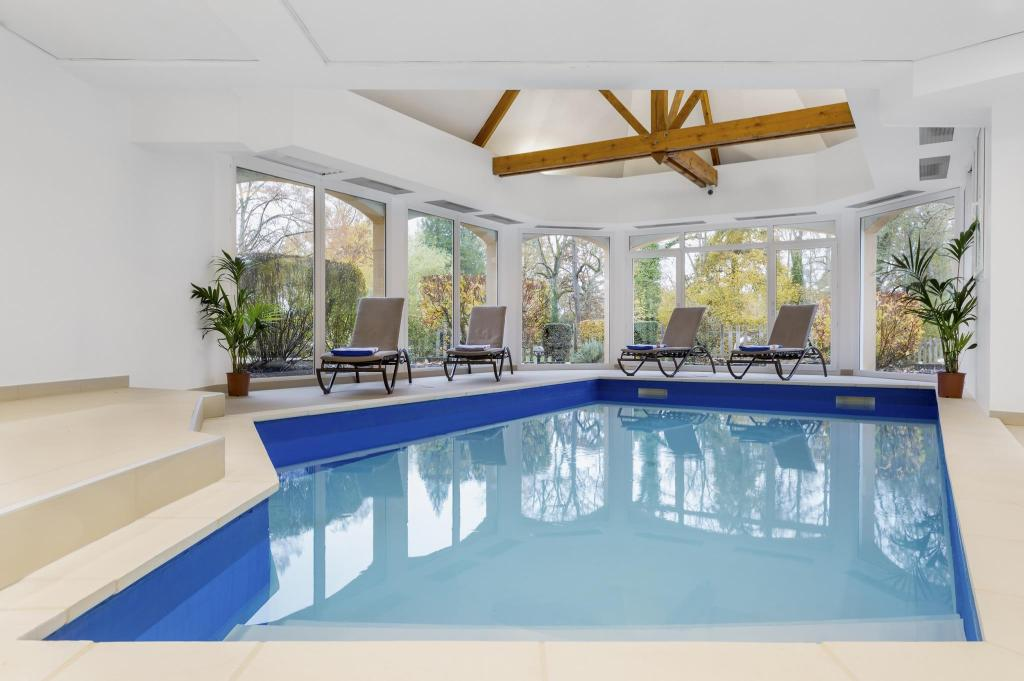 Piscina Le Manoir des Deux Amants by Diamond Resorts