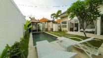 2 BDRM Villa Anna 3, Sanur few mnts drive to Beach