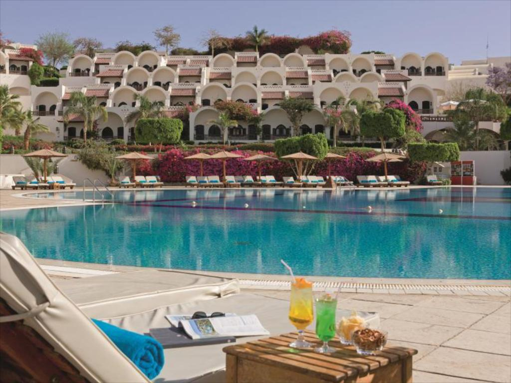 Swimming pool [outdoor] Movenpick Resort Sharm El-Sheikh