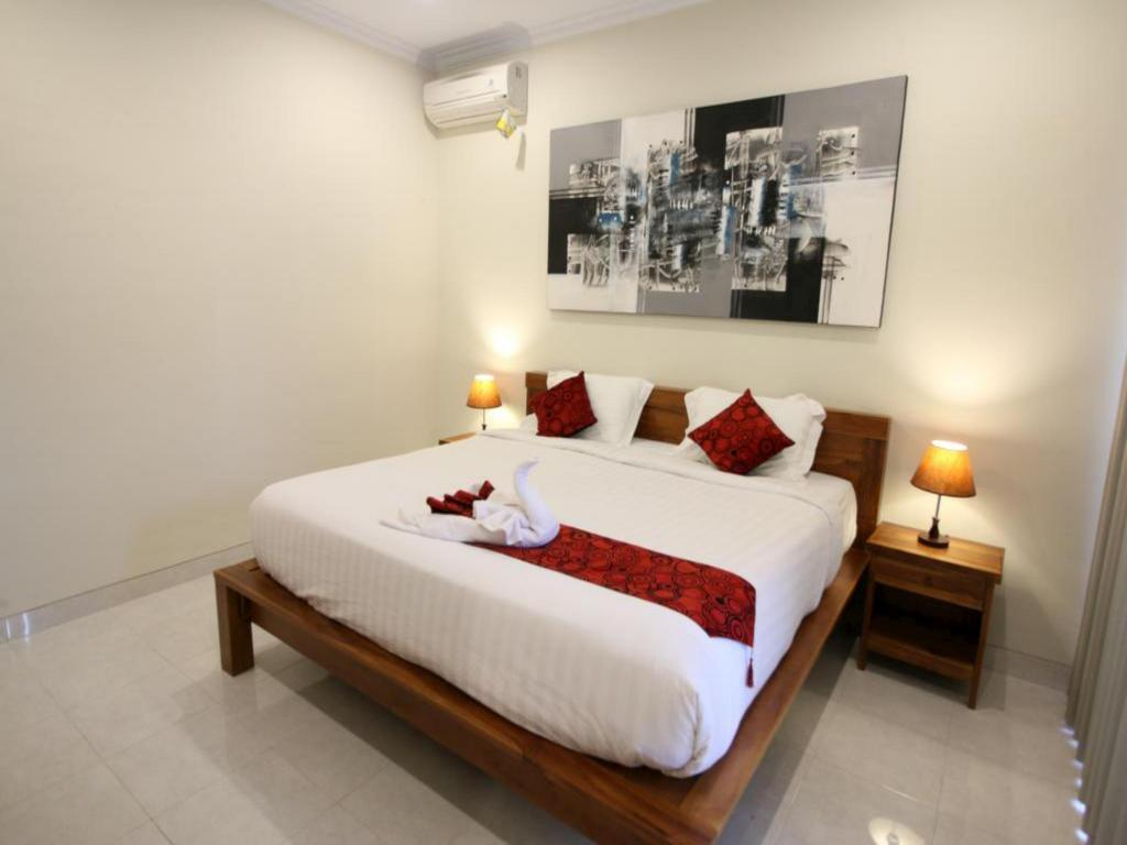 1 Bedroom Home - Bed Kamboja Homestay 1