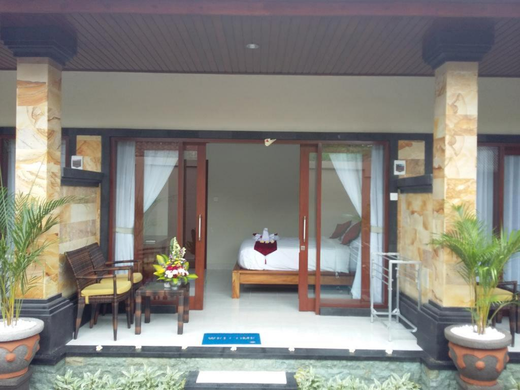 Interior view Kamboja Homestay 1