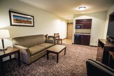 Interior view La Quinta Inn & Suites Las Vegas Airport South