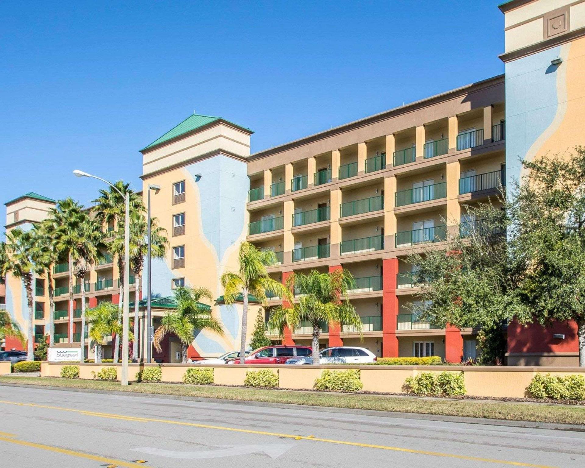 Bluegreen Vacations Orlando Sunshine Orlando Florida S Besplatnoj Otmenoj Ceny I Otzyvy Za 2021 God