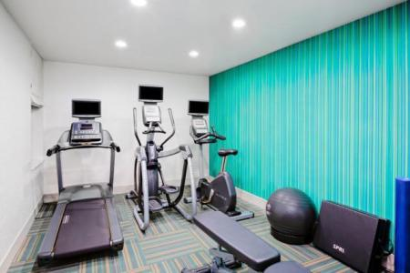 Fitness center Holiday Inn Express San Francisco-Union Square