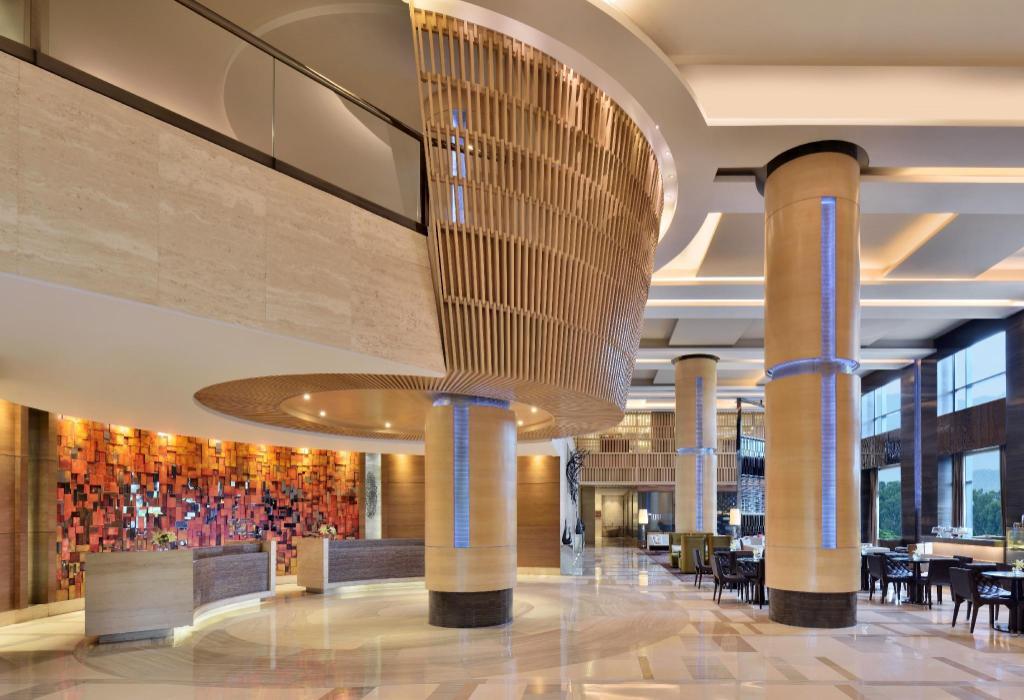 JW Marriott Hotel Chandigarh, India - Photos, Room Rates