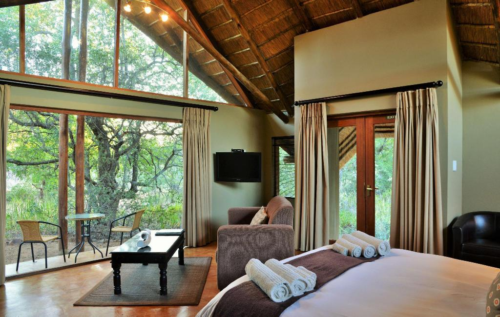 Suite - Pandangan Black Rhino Game Lodge