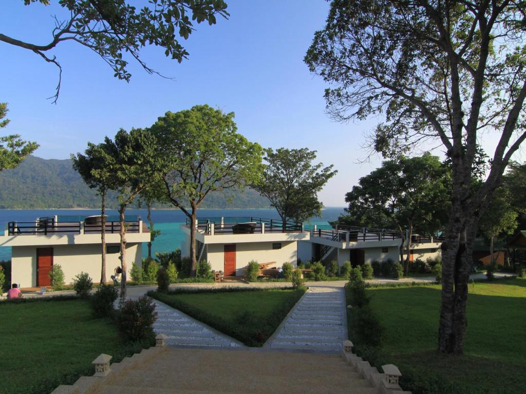 Zunanjost Mountain Resort