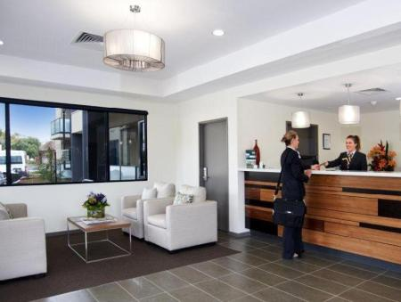 Reception Quest Moorabbin Serviced Apartments