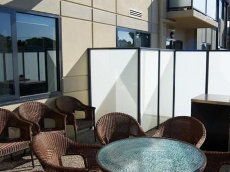 Balcony/terrace Quest Moorabbin Serviced Apartments