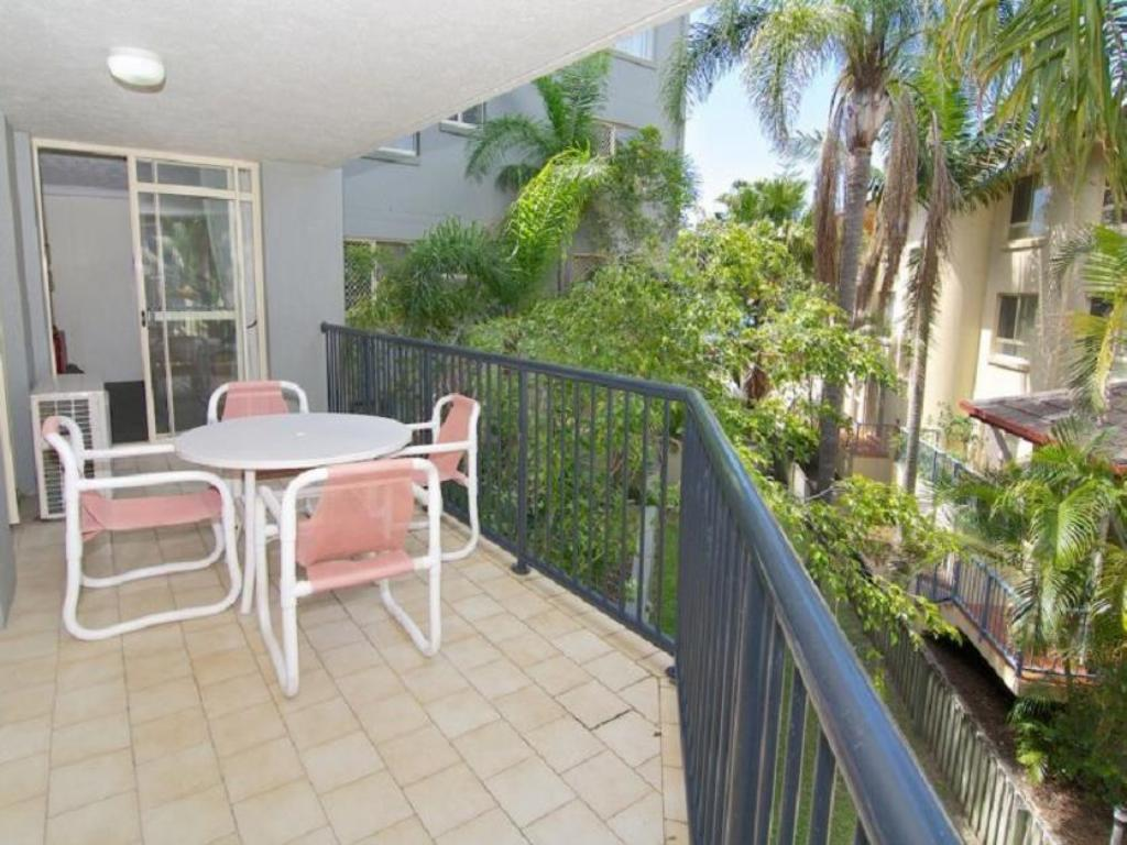 Balkong/terasse Bayview Beach Holiday Apartments