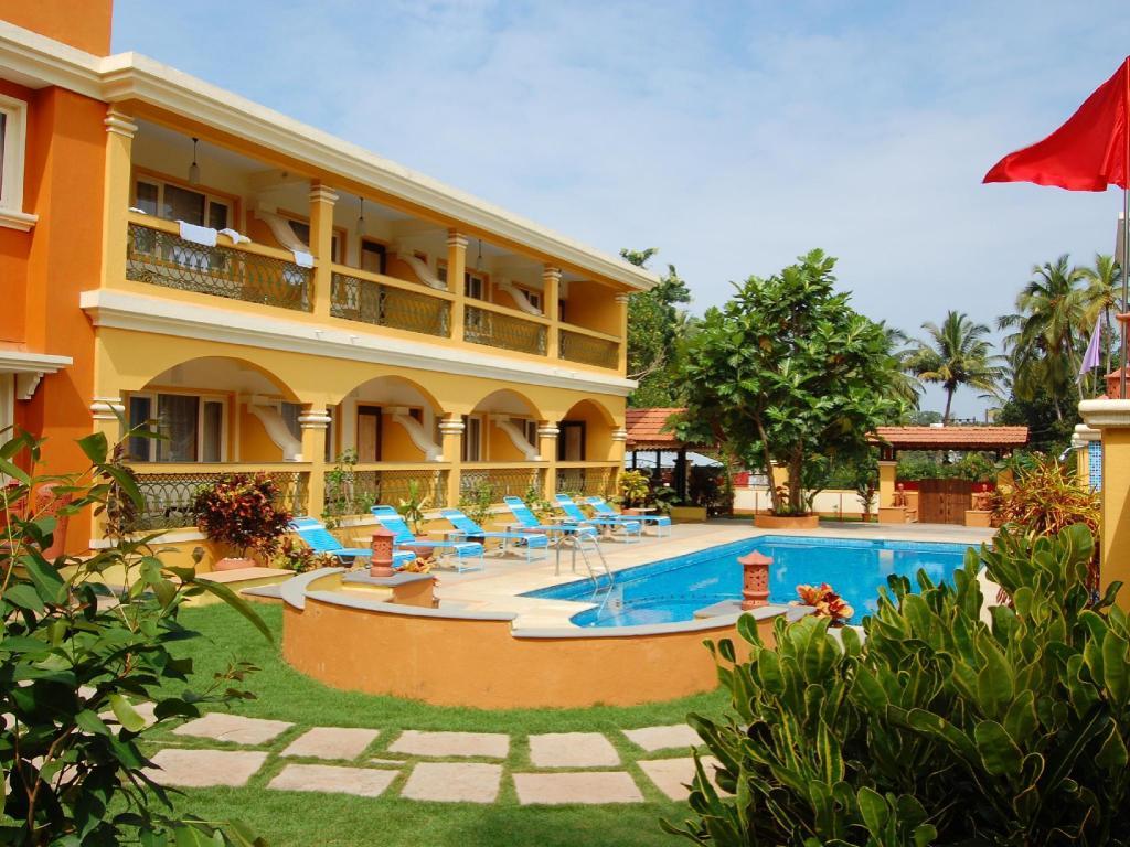 Martin's Comfort Hotel in Goa - Room Deals, Photos & Reviews