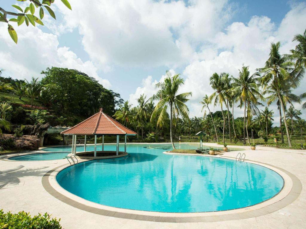 Swimming pool [outdoor] Sijori Resort and Spa Batam