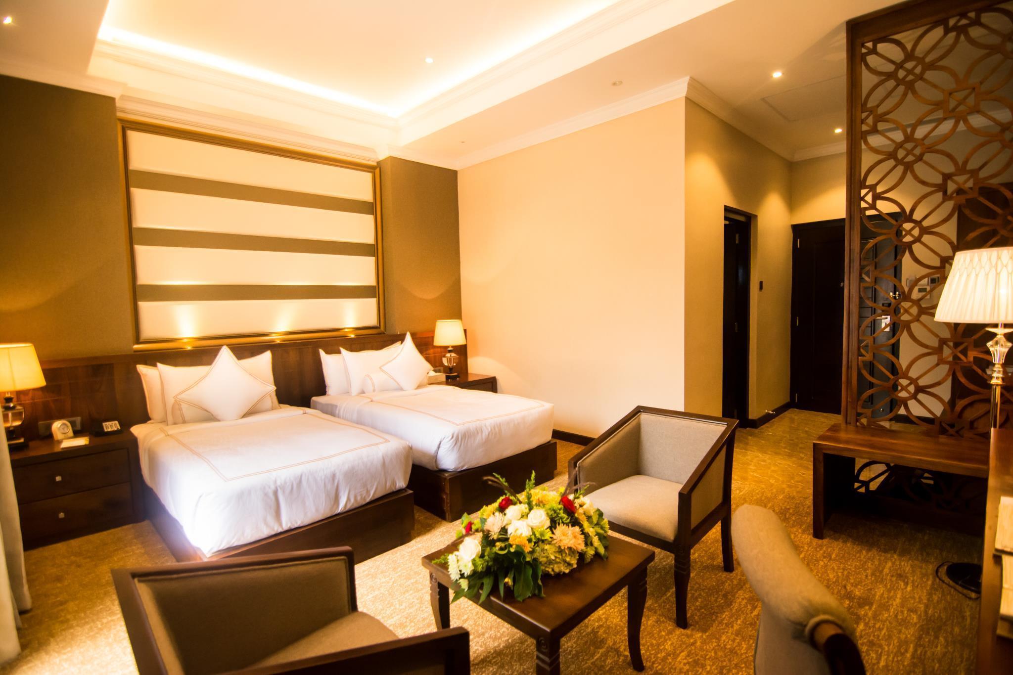 Crown Casino Hotel Rooms