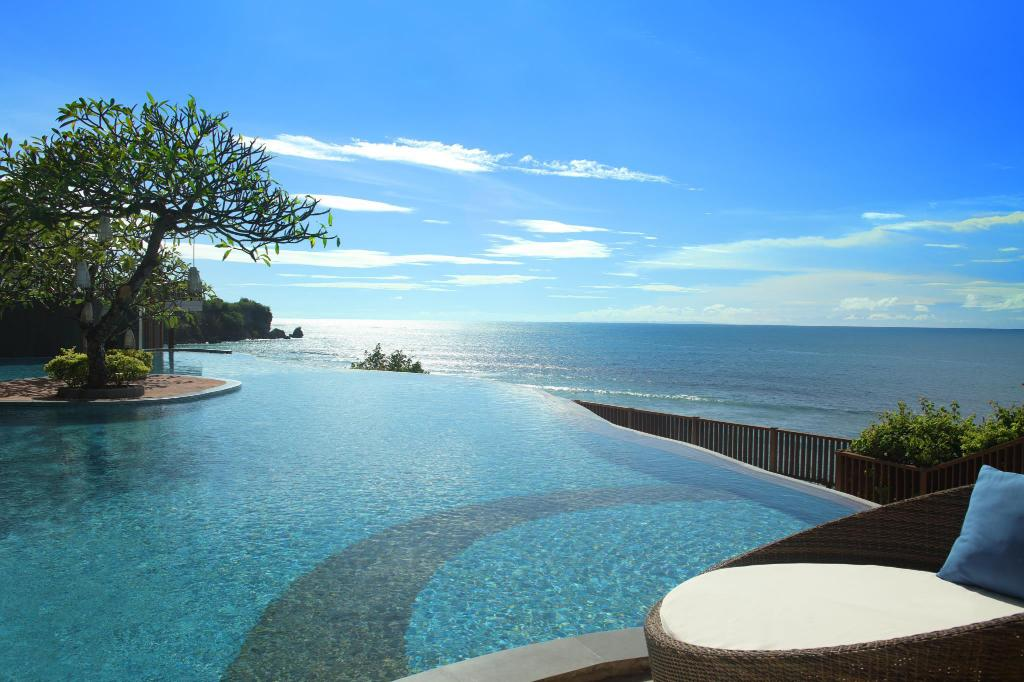 Swimming pool [outdoor] Anantara Uluwatu Bali Resort