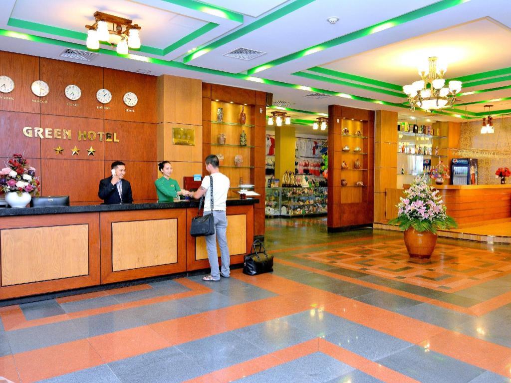 Green Hotel Vũng Tàu tuyển dụng Nhân sự
