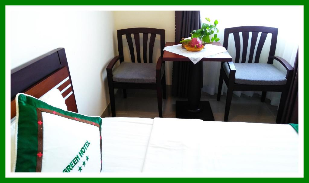 Deluxe Triple Green Hotel Vung Tau