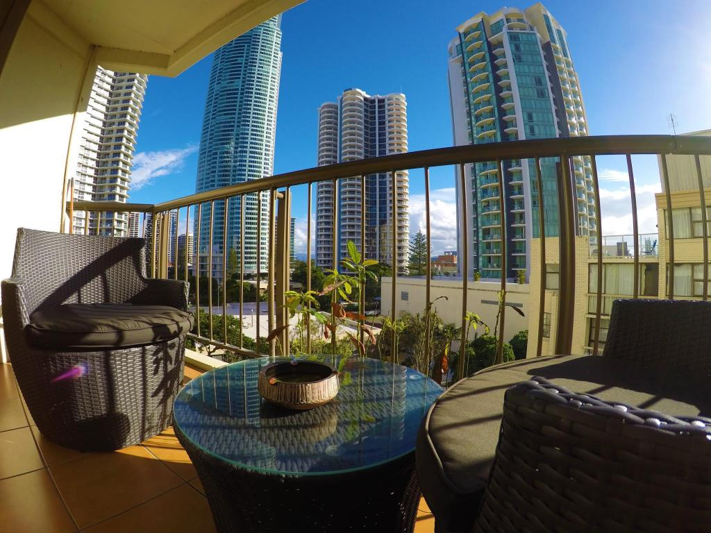 One Bedroom Apartment - View Erika's Oceanview Holiday Apartments