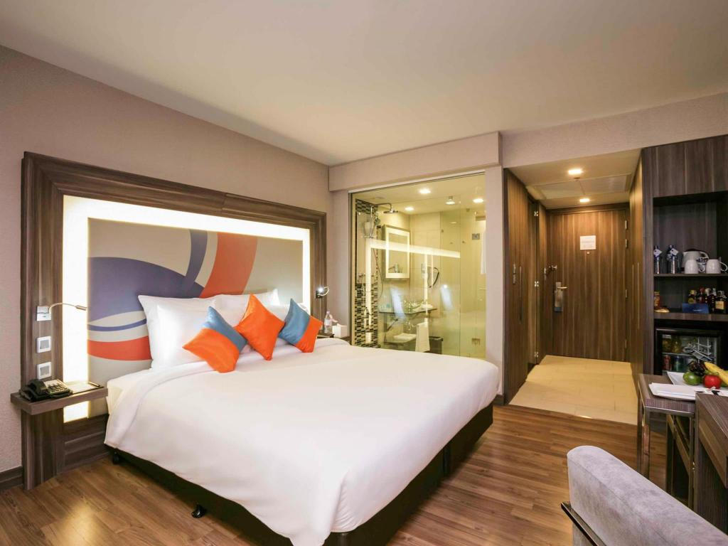See all 6 photos Novotel Bangkok Impact Hotel