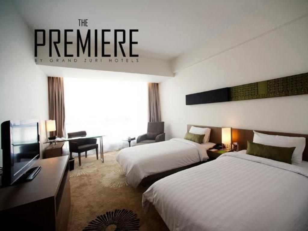 Superior med 1 King Size-seng The Premiere Hotel