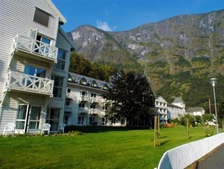 Deluxe Double Room with Fjord View