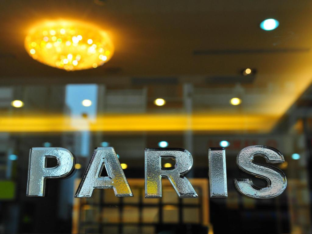 Paris Hotel im Detail
