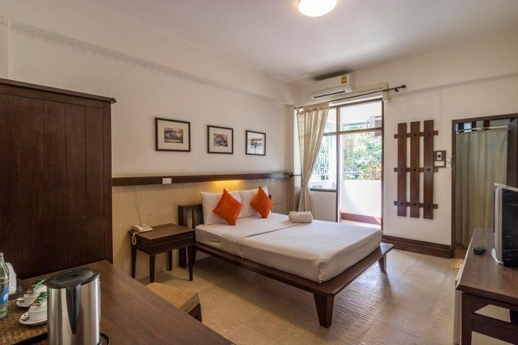 Standard Double or Twin Room - Guestroom Sakulchai Place Hotel