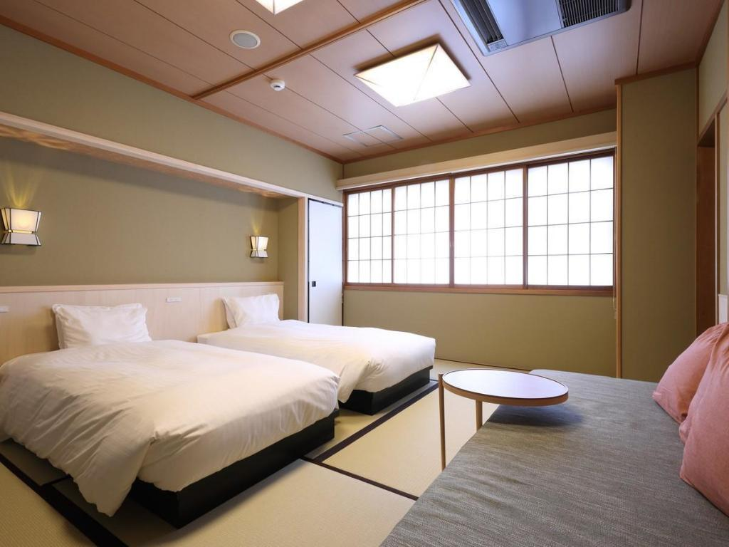 Japanese Style Room with Twin Bed - Non-Smoking