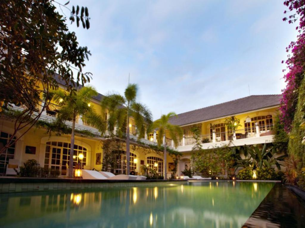 Swimming pool Casa Artista Hotel Bali