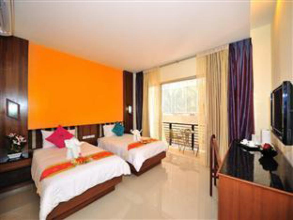 Superior Double or Twin Room Kata Blue Sea Resort