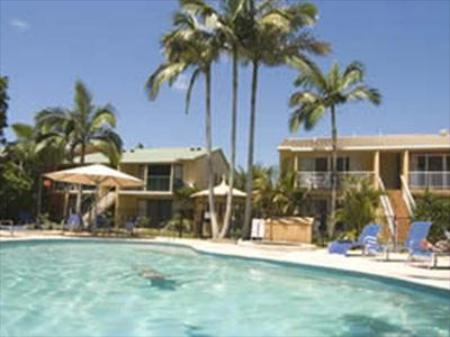 مسبح منتجع نوسا كيز (Noosa Keys Resort)