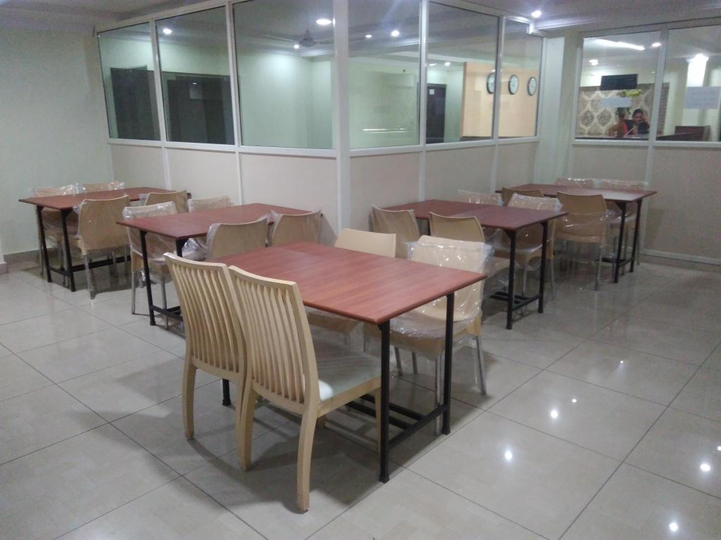 Restaurace Ankitha's Stay Inn