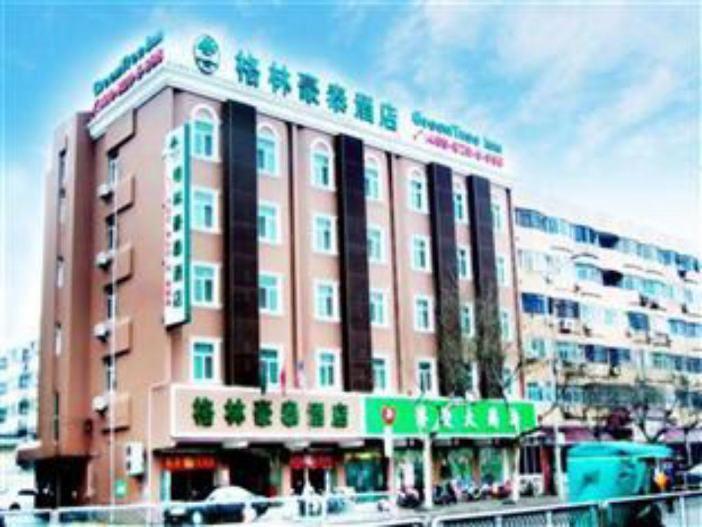 GreenTree Inn Taizhou Qingnian North Road