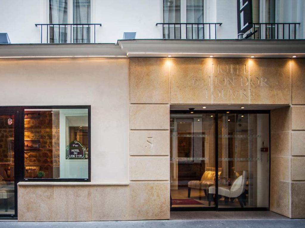 Hotel Du Lion D Or Louvre