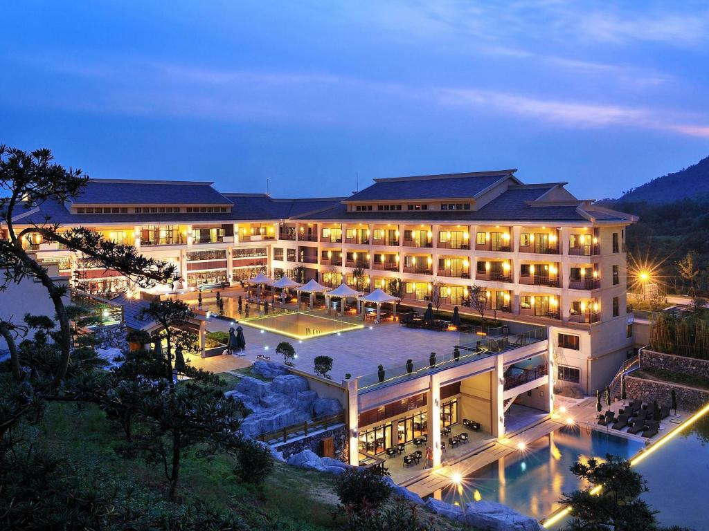 Regalia Resort & Spa Nanjing Tangshan