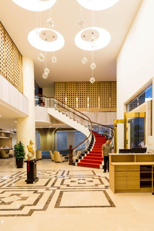 7 Star Hotel Rooms: Muong Thanh Luxury Lang Son Hotel In Vietnam