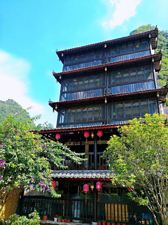 Utvendig For Love Inn Yangshuo