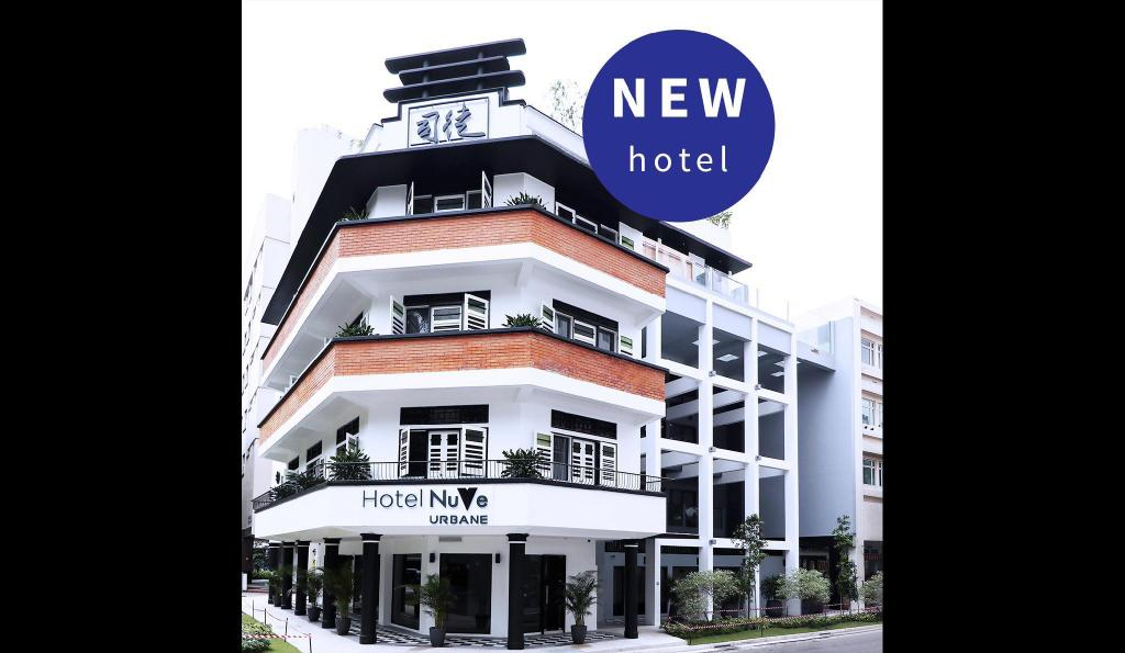 Hotel NuVe Urbane - SG Clean Certified