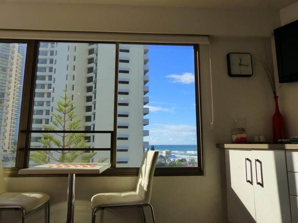 Interior view Erika's Oceanview Holiday Apartments