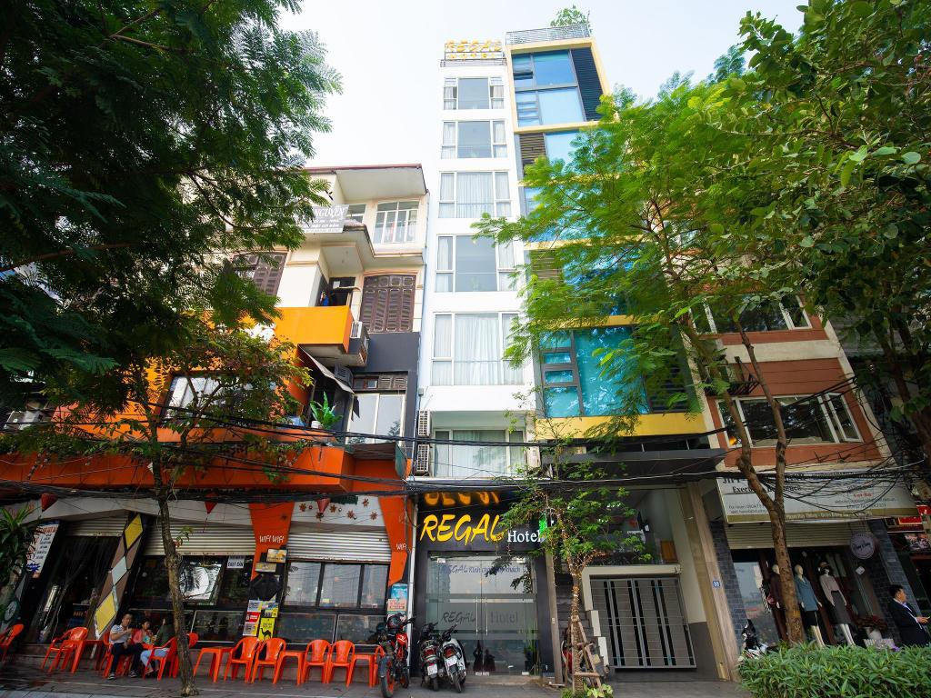 Regal Hotel – Pham Huy Thong