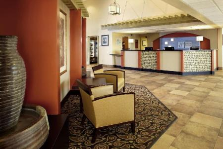 Лобби Holiday Inn Express Hotel & Suites Scottsdale - Old Town