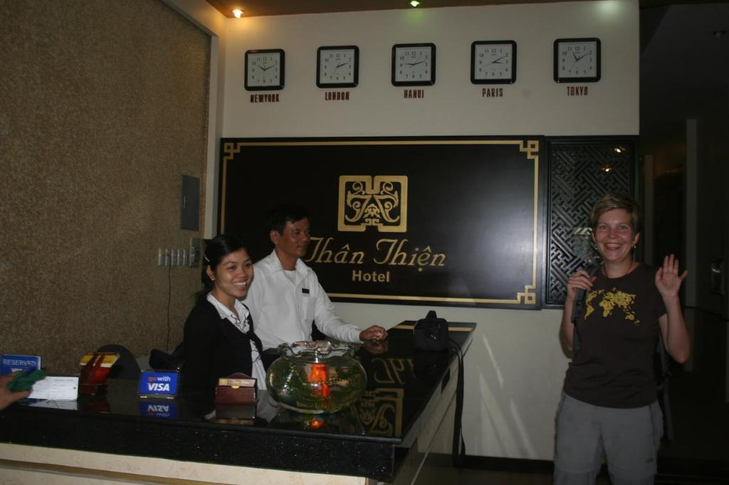 Lobby Than Thien – Friendly Hotel